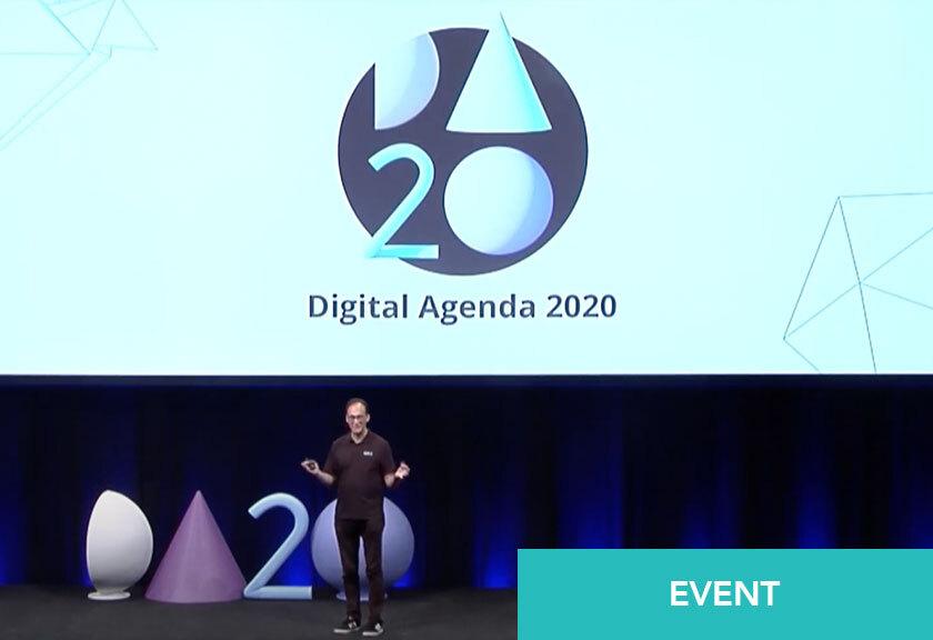 Wiliot at Deloitte's Digital Agenda 2020