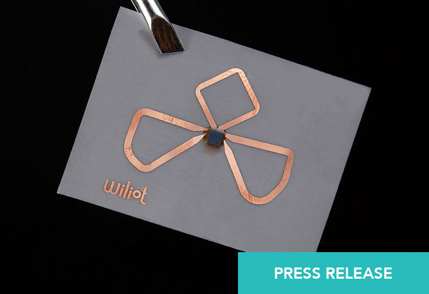 First Battery-Free Bluetooth® Pixel Sensor Tag Demonstrated at NRF